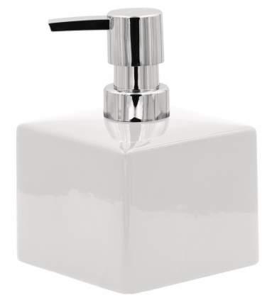 Дозатор для жидкого мыла Cube белый