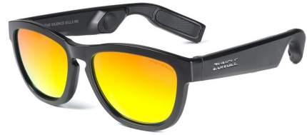 Очки Zungle V2 Viper с костной проводимостью звука Black