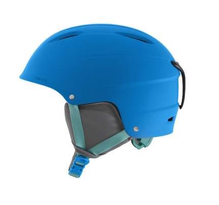 Горнолыжный шлем мужской Giro Bevel 2017, синий, S