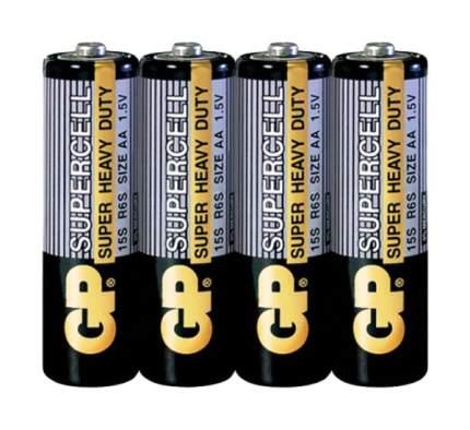 Батарейка GP R6-4S 4 шт