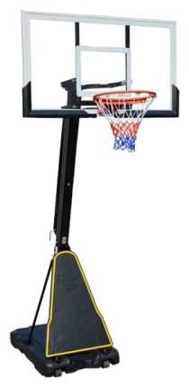 Баскетбольная мобильная стойка DFC Stand54P2 136 x 80 см Поликарбонат