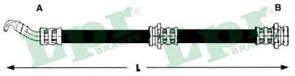 Тормозной шланг Lpr 6T47647