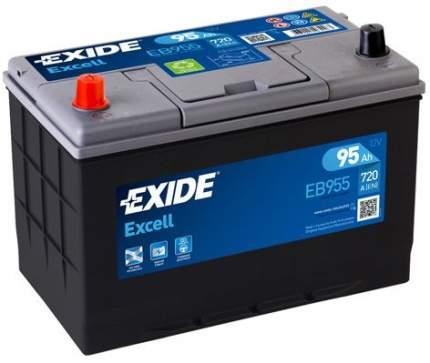 Аккумулятор автомобильный EXIDE EB955 95 Ач