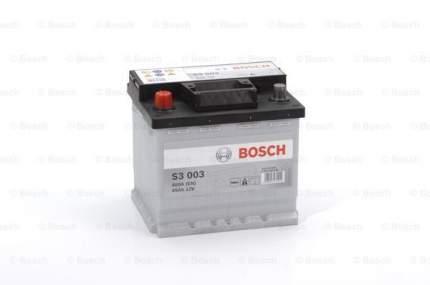 Аккумулятор автомобильный Bosch 0 092 S30 030 45 Ач