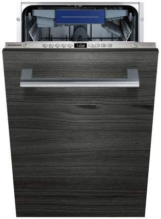 Встраиваемая посудомоечная машина 45 см Siemens SR655X31MR