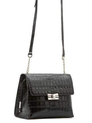 Сумка женская кожаная Eleganzza Z3A-1295 черная