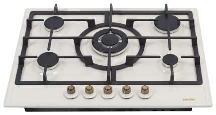 Встраиваемая варочная панель газовая Simfer H70W51O517 Beige