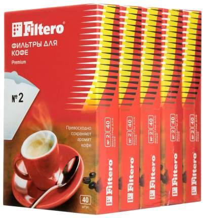 Фильтр универсальный для кофеварок Filtero Premium №2