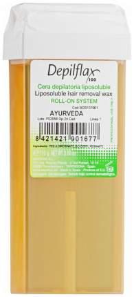 Воск для депиляции Depilflax Аюрведа 110 г