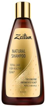 Шампунь Zeitun Natural Shampoo Total Care For Healthy Scalp 250 мл