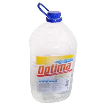 Универсальное моющее средство Оптима концентрированное 5 л