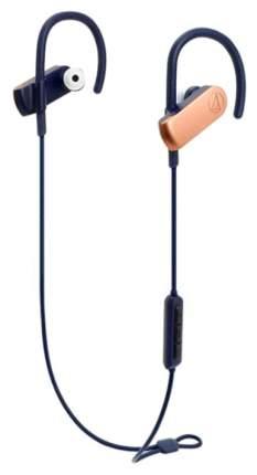 Беспроводные наушники Audio-Technica ATH-SPORT70 Gold