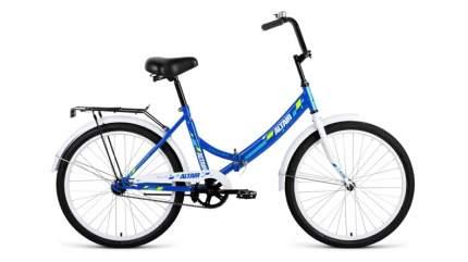 "Велосипед Altair City 24 2016 16"" синий"