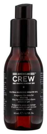 Масло для бритья American Crew Ultra Gliding Shave Oil 50 мл