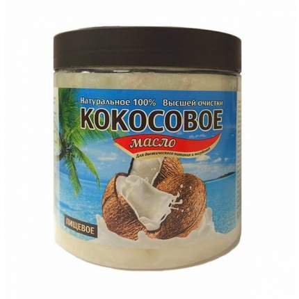Масло кокосовое Комильфо пищевое 500 г