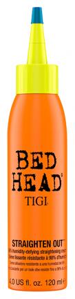 Средство для укладки волос Tigi Bed Head Straighten Out Straightening 120 мл