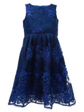 Платье PlayToday Синий р.104