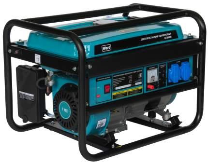 Бензиновый генератор WERT G 3000D