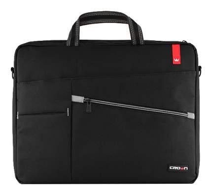"Сумка для ноутбука 17"" Crown CMB-558 Black"