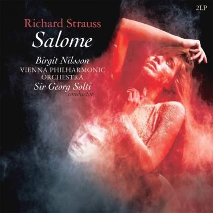 "Виниловая пластинка  Richard Strauss,  Birgit Nilsson,  Georg Solti  ""Salome"" (2LP)"