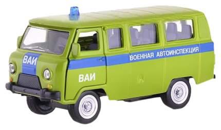 Коллекционная модель PLAYSMART Автопарк Военная автоинспекция 1:50 6402E