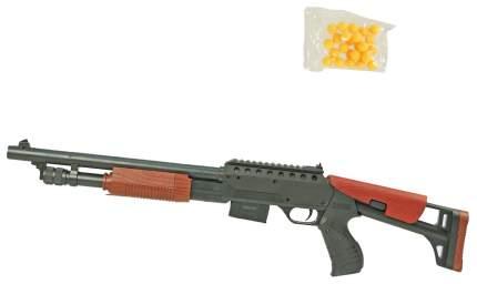 Огнестрельное игрушечное оружие Shantou Gepai Пневматический автомат с пульками 63 см