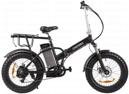Электровелосипед Eltreco Cyberbike Fat 500W 2018 One Size black