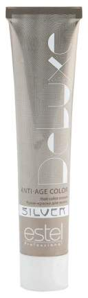 Краска для волос Estel Professional De Luxe Silver 9/31 Блондин золотисто-пепельный 60 мл