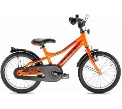 Велосипед двухколесный Puky ZLX 18 Alu 4372 orange оранжевый