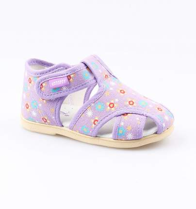 Текстильная обувь Котофей 221051-71 для девочек р.25