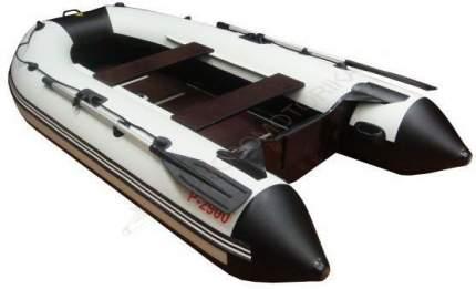 Лодка рыболовная Ривьера 2900 СК белая