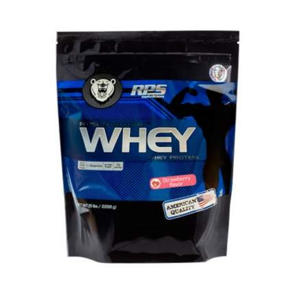 Протеин RPS Nutrition Whey Protein 2268 г Strawberry