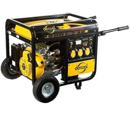 Бензиновый генератор DENZEL DB 7500Е 94660