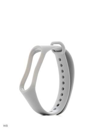 Ремешок силиконовый для Mi Band 3 Strap Light Gray