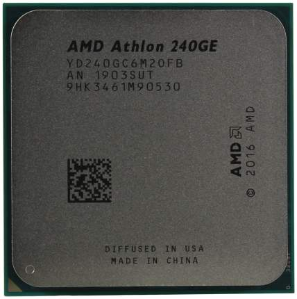 Процессор AMD Athlon 240GE Box