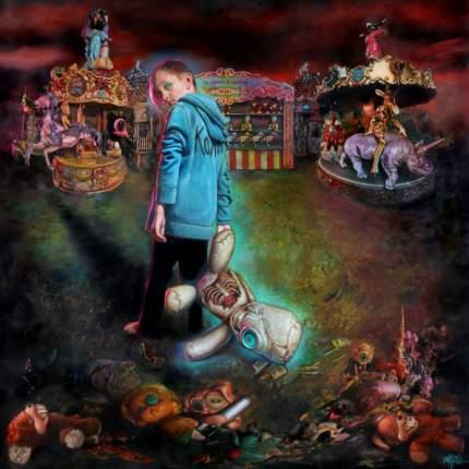 Korn The Serenity Of Suffering (RU)(CD)