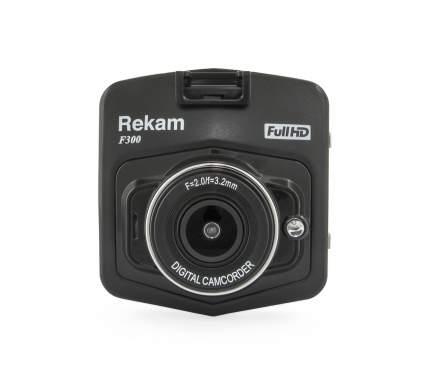 Видеорегистратор двухкамерный цифровой автомобильный Rekam F300