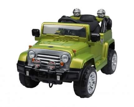 Электромобиль Tommy RR-3 зеленый