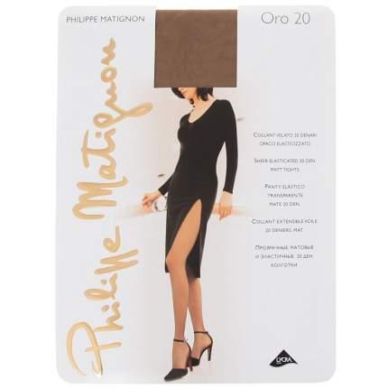 Колготки Philippe Matignon ORO 20 / Cognac (Коньяк) / 4 (L)