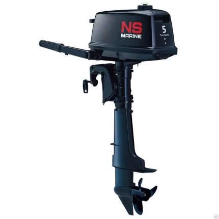 Лодочный мотор NS Marine NM 5 B DS  5 двухтактный