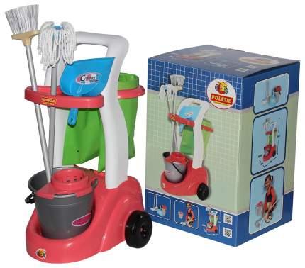 Набор для уборки игрушечный Полесье Помощница