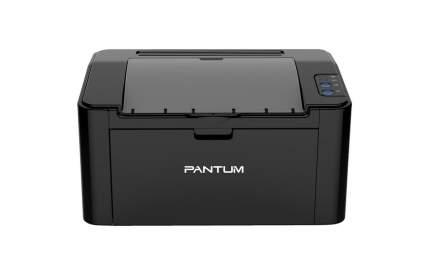 Лазерный принтер Pantum P2500W Black