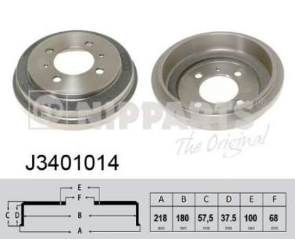 Тормозной барабан NIPPARTS J3401014