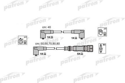 Комплект проводов зажигания PATRON PSCI1006