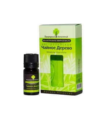 Эфирное масло Природный антисептик австралийского чайного дерева 5мл