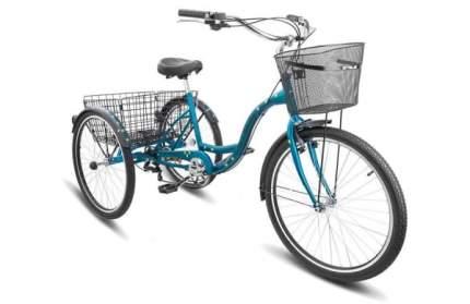 "Велосипед Stels Energy VI 26 V010 2018 17"" темно-зеленый"