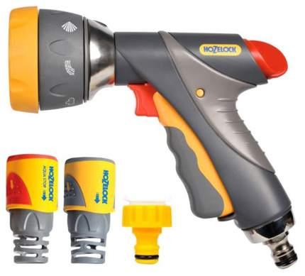 Набор для полива HoZelock 2371 Multi Spray Pro 1/2 (пистолет, 3 коннектора)