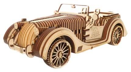 3D-пазл UGEARS машина 437 деталей