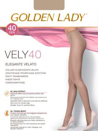 КолготкиGolden Lady VELY 40, melon, 4/L
