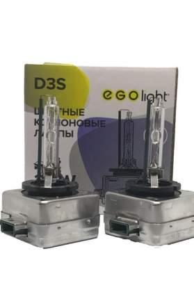 Комплект штатных ксеноновых ламп Egolight D3S 5000K
